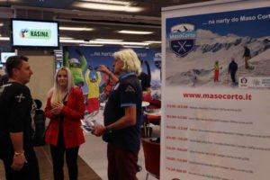 Maso Corto na SNOW EXPO