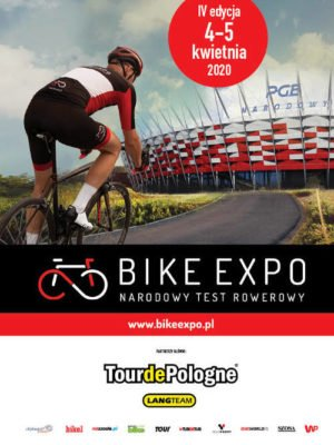 bike expo bilety banner