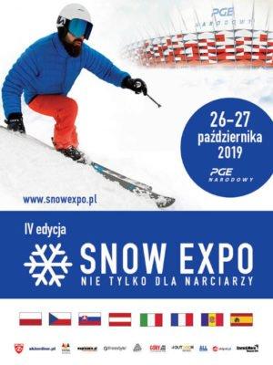 SNOW EXPO bilety banner
