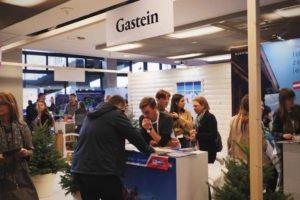 Austria Gastein na SNOW EXPO