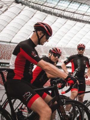 Spodenki rowerowe męskie BIKE EXPO